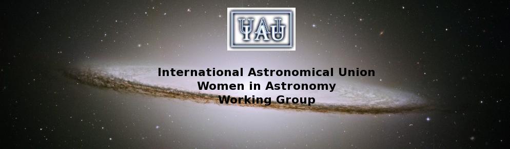 IAU Women in Astronomy